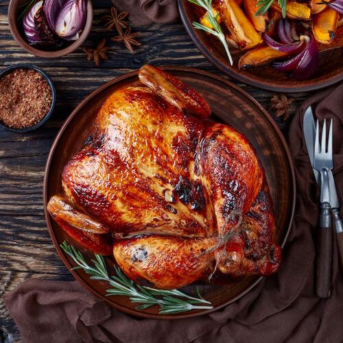 The Best-Ever Deep-Fried Turkey