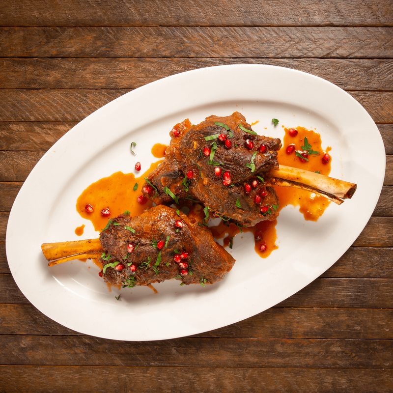 Niman Ranch Lamb Shanks image number 1