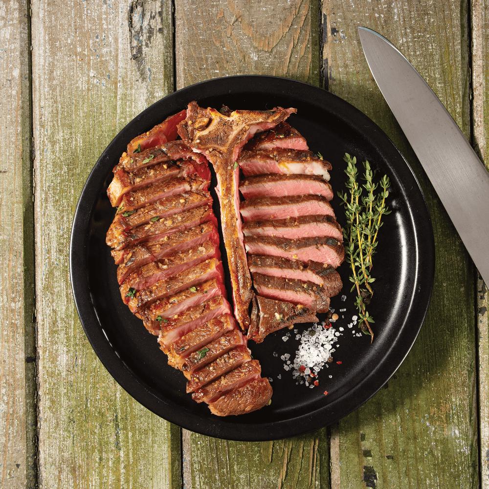 Niman Ranch Porterhouse Steak image number 3