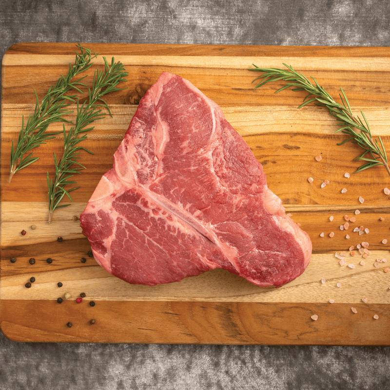 Niman Ranch Porterhouse Steak - 28 oz. image number 1