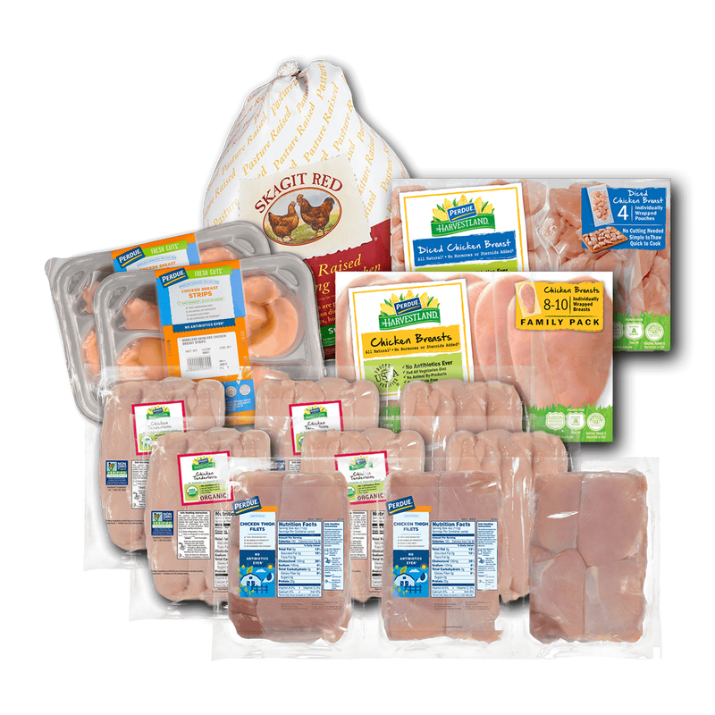 $169.99 (reg $188) Perdue Farms Training Day Bundle