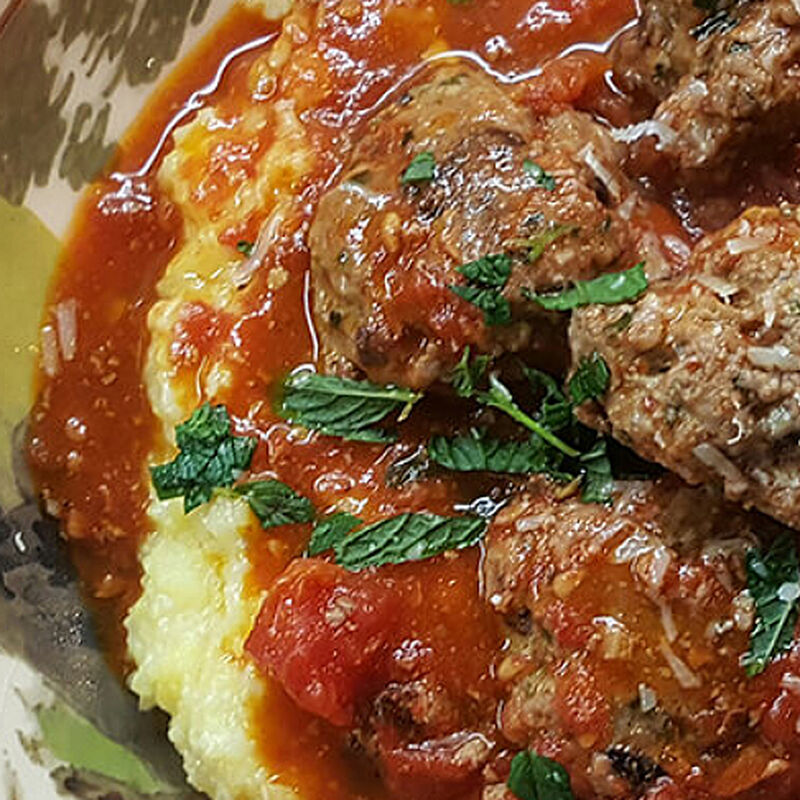 Lamb Meatballs ― Cooked Two Ways image number 0