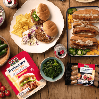 Coleman Natural Budweiser® BBQ Game Day Bundle