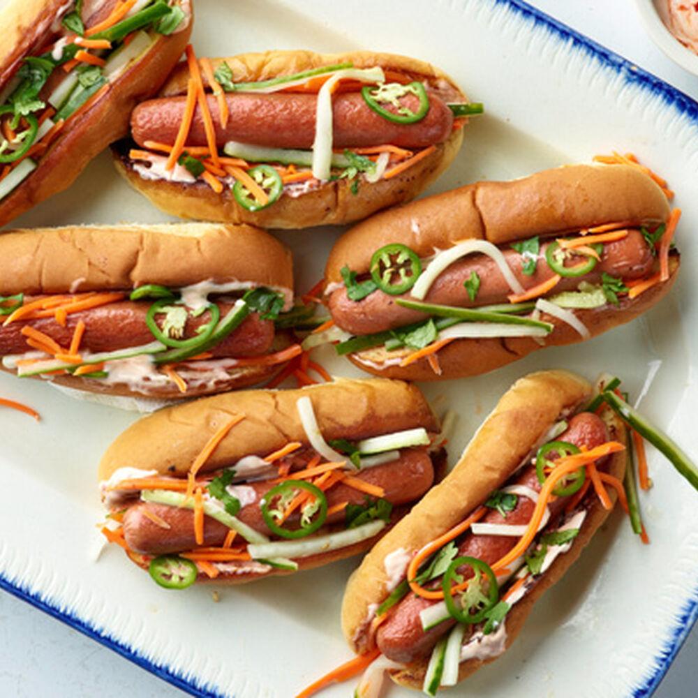 Vietnamese Hot Dog, Banh Mi Style image number 0