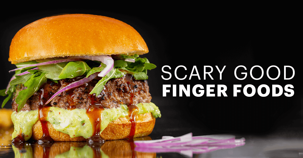 delicious Halloween party foods