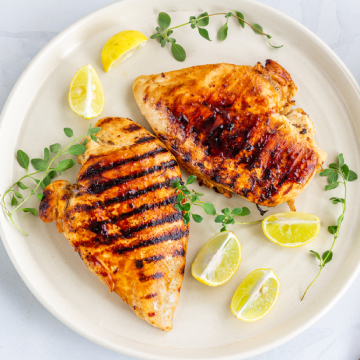how to cook chicken on a gas grill