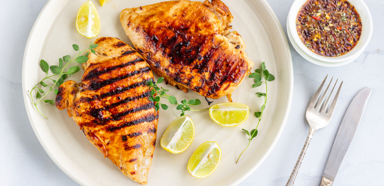 best way to grill chicken breasts