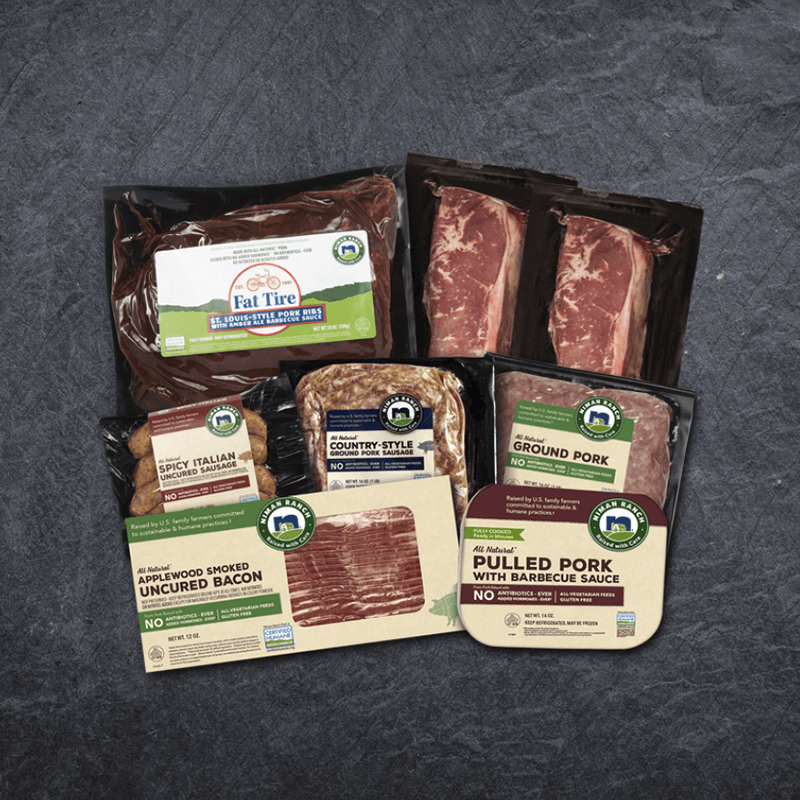 buy Niman Ranch beef and pork in bulk