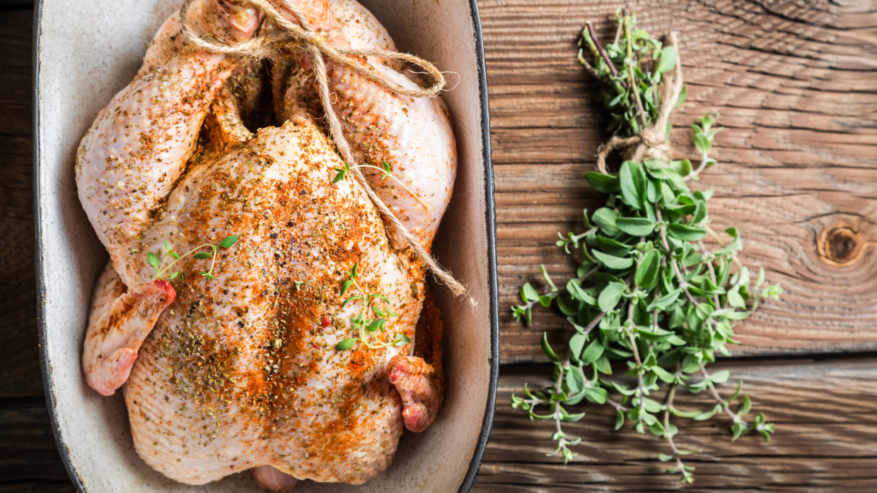 how to pick the right turkey size
