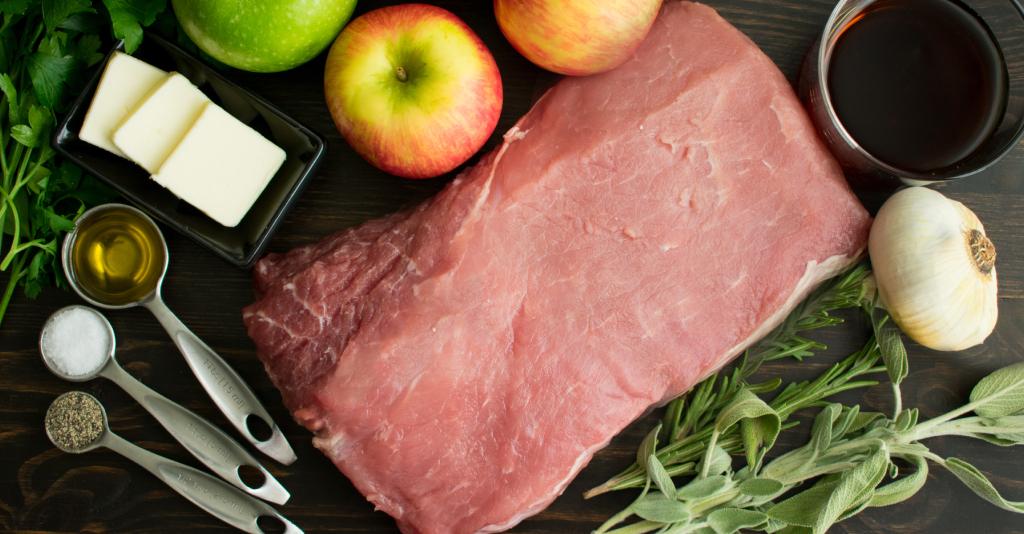 what is a pork loin roast