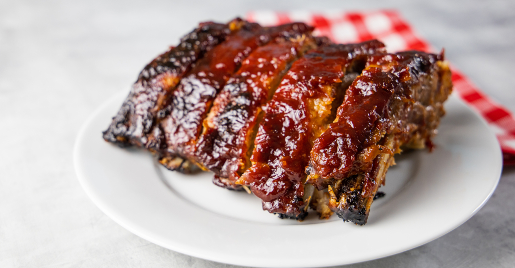 how to grill St. Louis ribs