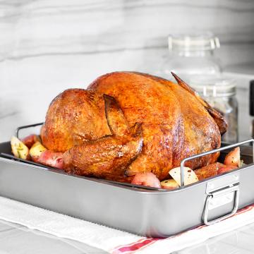 turkey size chart
