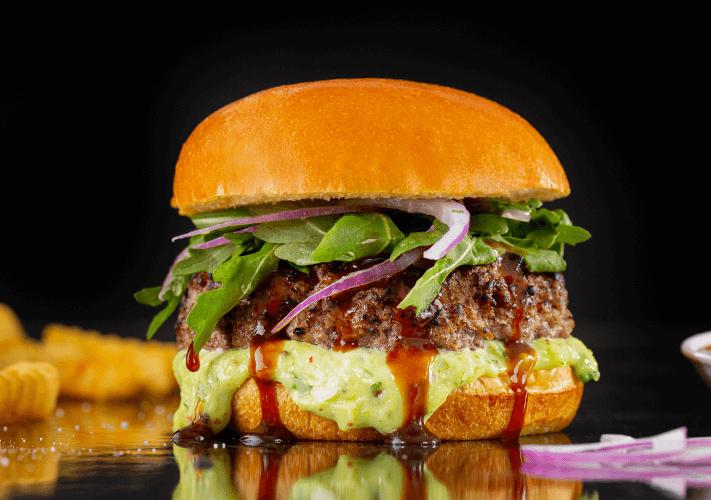 asian burger recipe