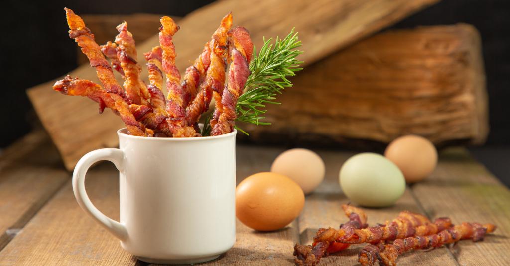 bacon twists recipe