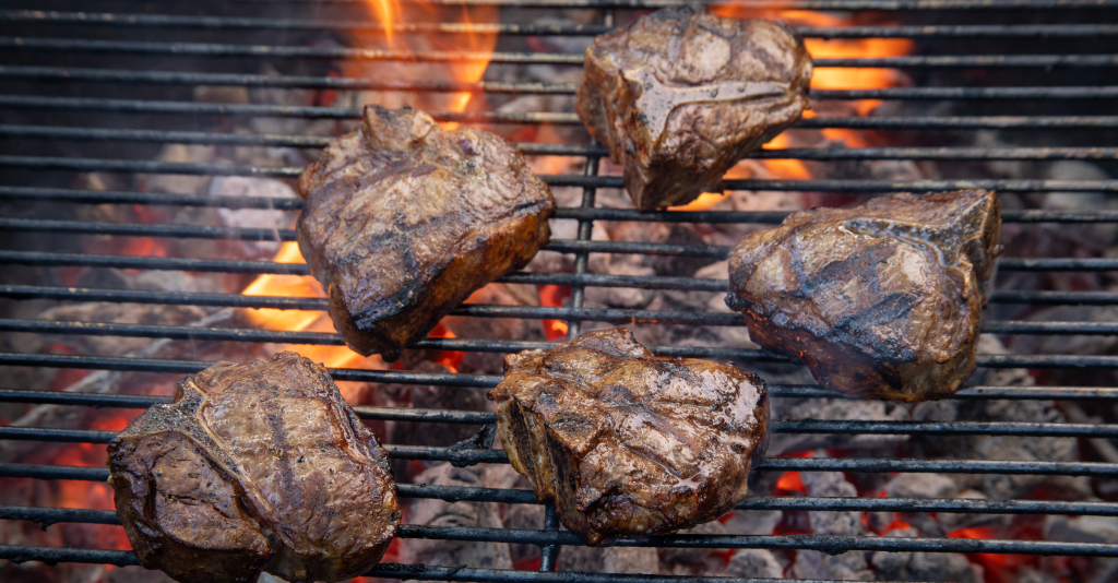 how to grill lamb loin chops
