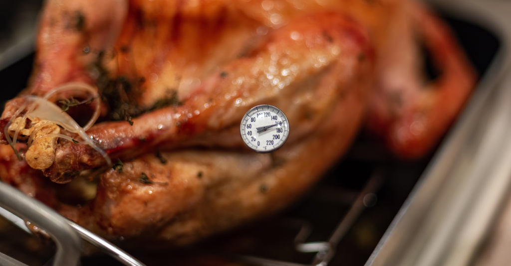 Thanksgiving turkey fails and fixes