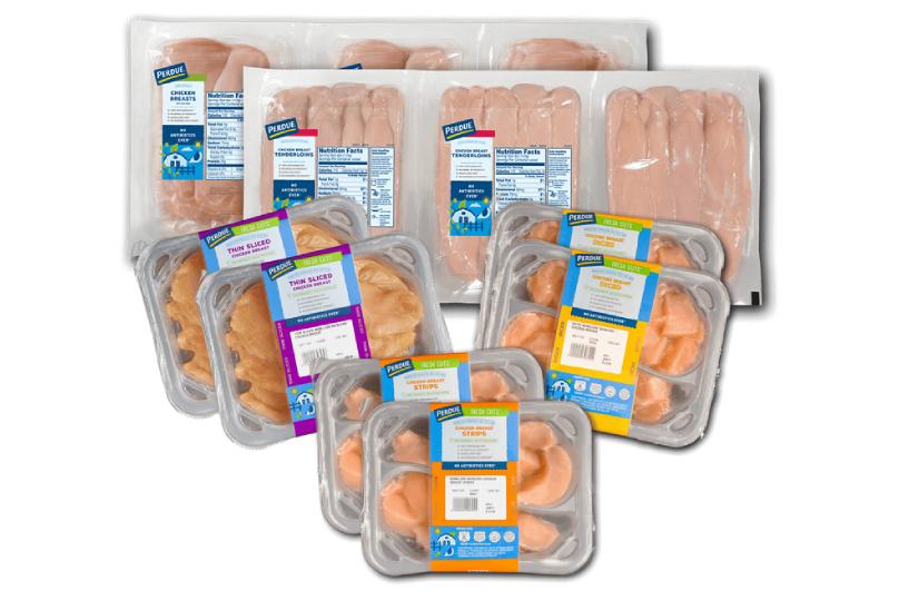 Perdue frozen chicken breasts