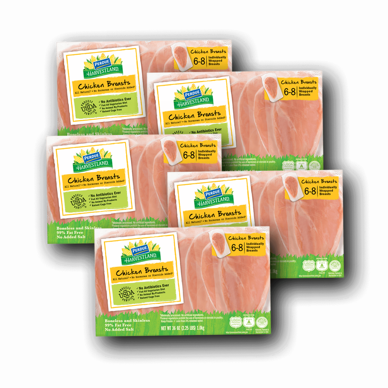 Perdue chicken breasts variety pack