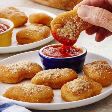 pizza bake nuggets