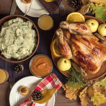 easy Thanksgiving Dinner