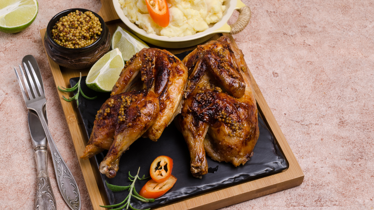 how to cook cornish hens in the oven