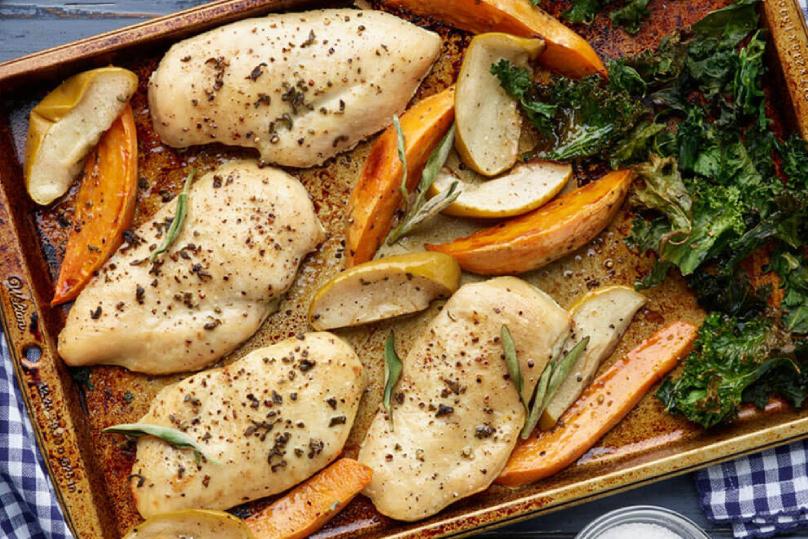 buy bulk organic chicken breasts