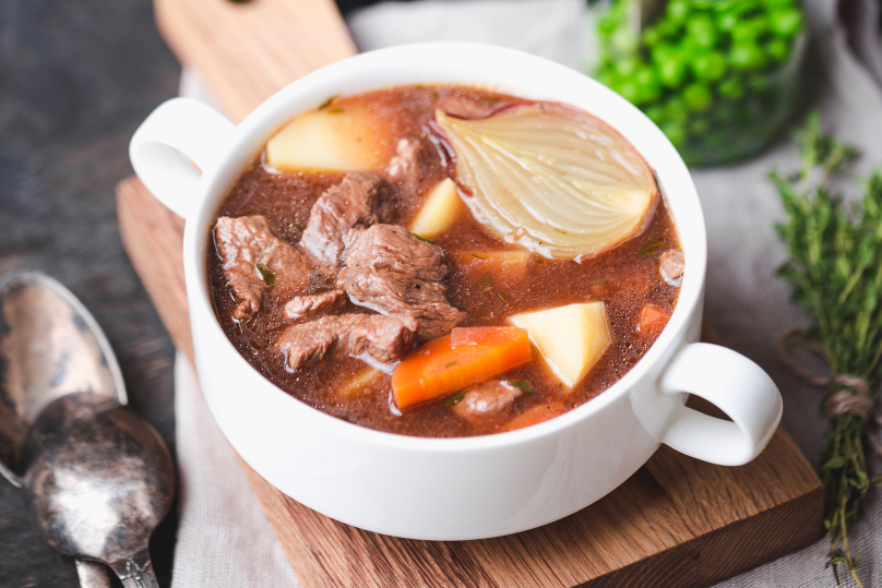 Panorama Stew Meat