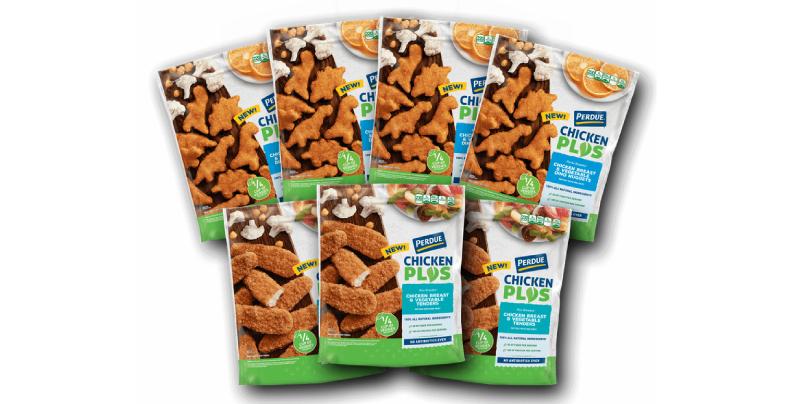 Perdue Chicken Plus nuggets